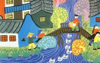 上海金山农民画